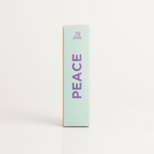 Mi Scents PEACE 15ML box front panel